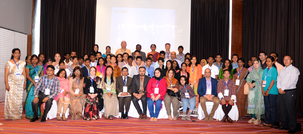 Regional Children's Consultation kicked off today in Colombo