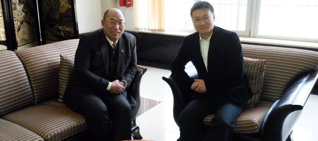 DG with Mr Jiang Wei